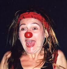clown crizalide martine durand